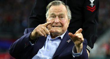 Fallece el expresidente de Estados Unidos George H. W. Bush