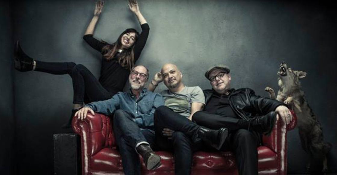 Este es el posible setlist que Pixies podría tocar en la Semana de las Juventudes 2018
