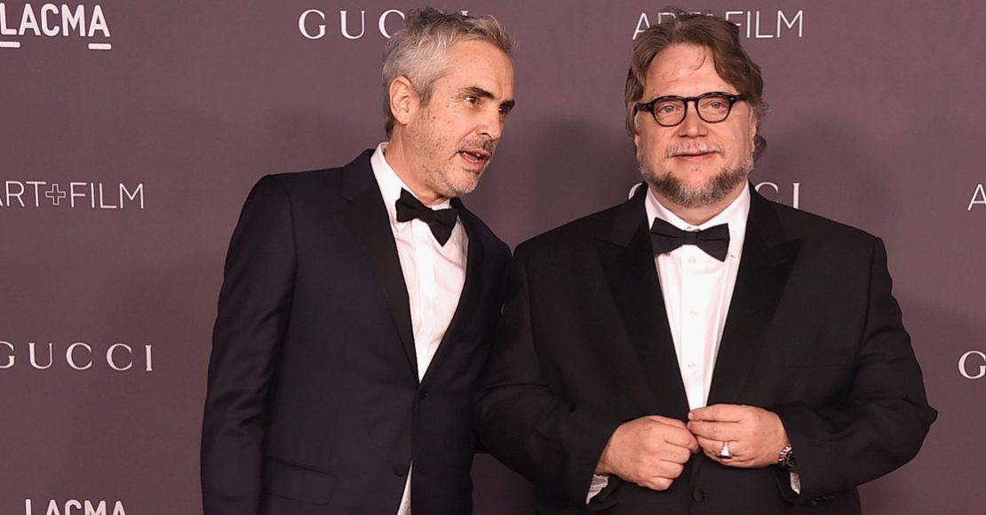 Esto es lo que dijo Guillermo del Toro de 'ROMA' de Alfonso Cuarón