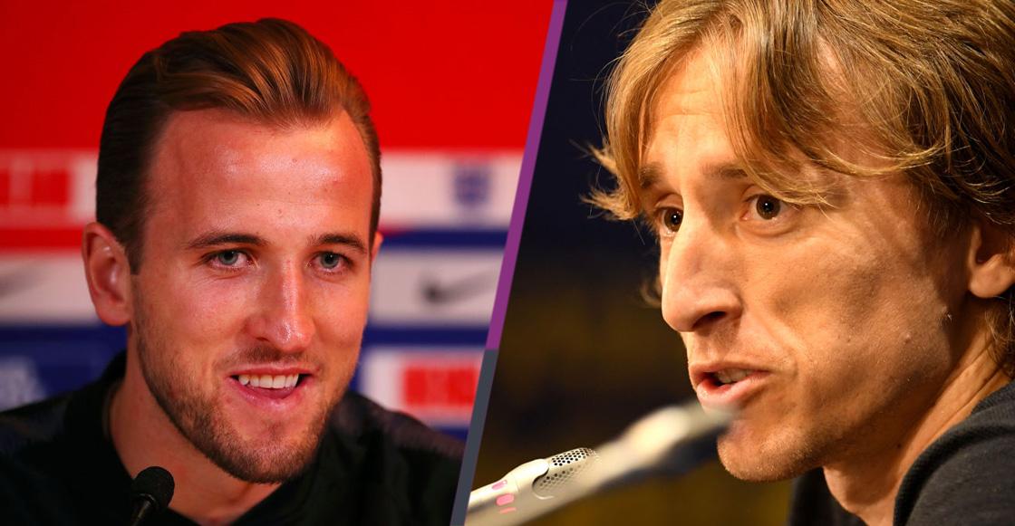 """Harry Kane a Luka Modric: """"Merece todos los premios que ha conseguido"""""""