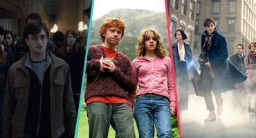 Acá nuestro ranking de las películas dentro del universo de Harry Potter