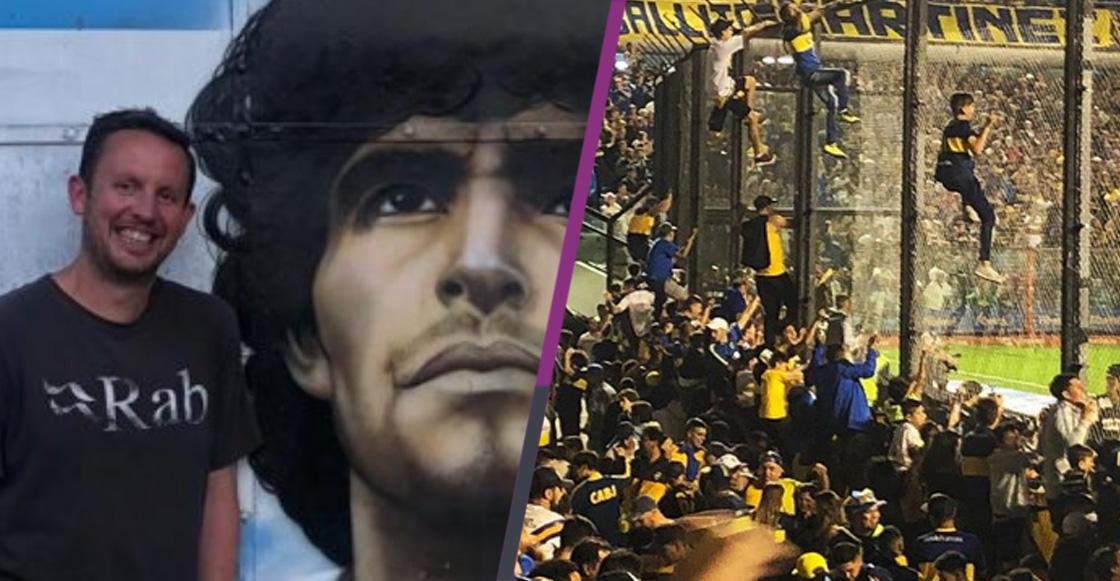La historia del fanático inglés que vio 15 partidos en 14 días en Argentina