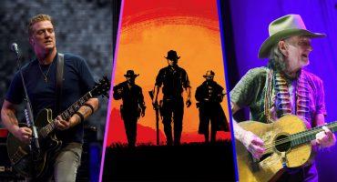Escucha la canción de Josh Homme y Willie Nelson para 'Red Dead Redemption II'