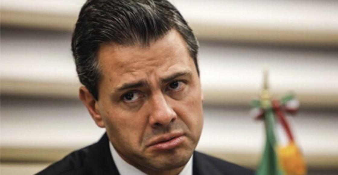 Y le fue bien: Peña Nieto termina sexenio con un 74% de desaprobación