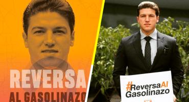 No pus wow: Senador millennial regalará vales de gasolina en Instagram