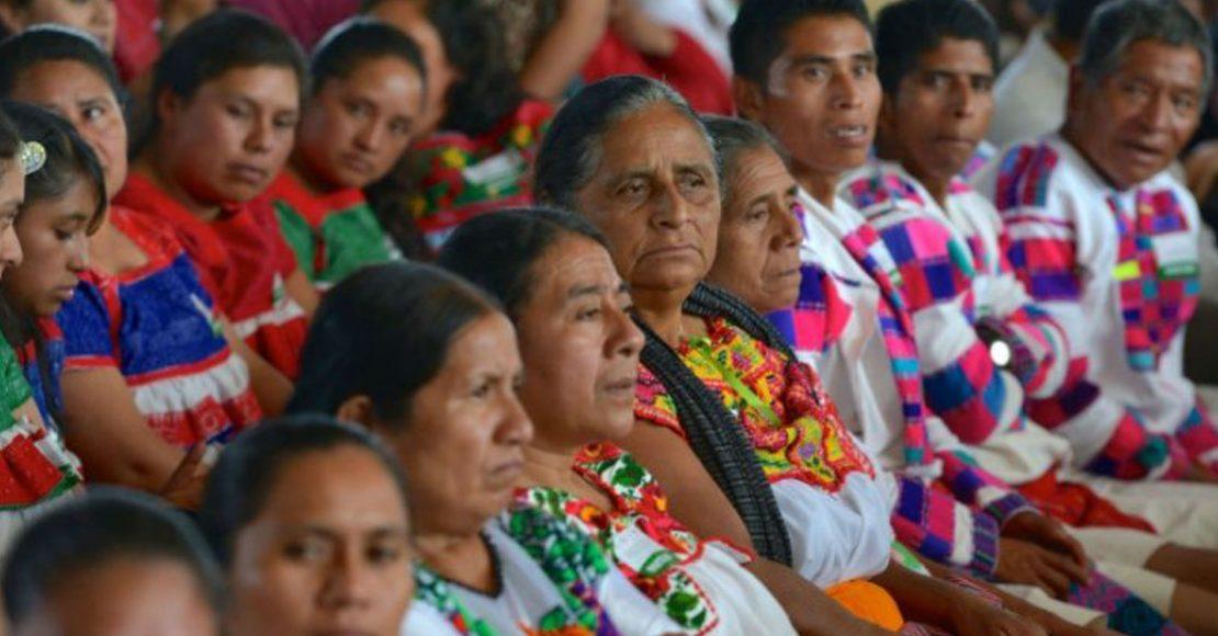 Sin transformación para pueblos indígenas