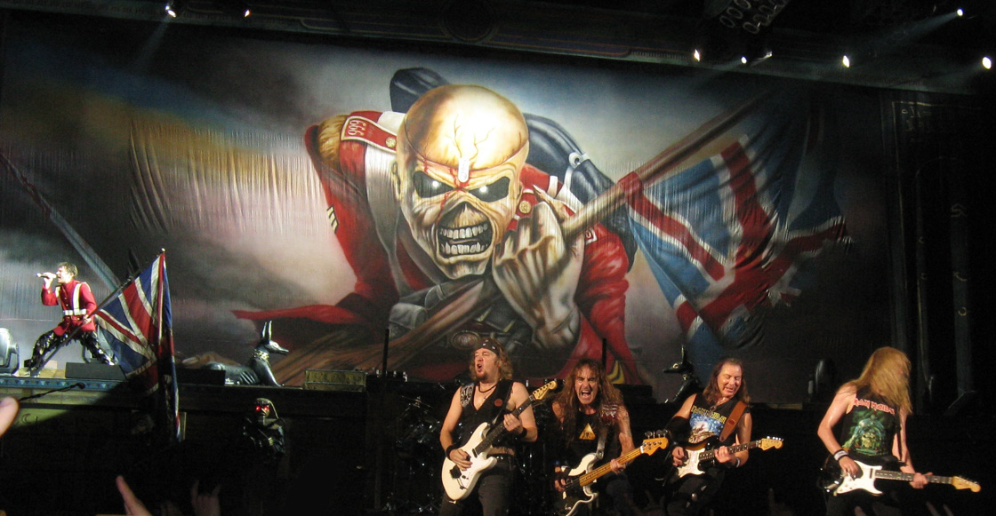 Conciertos        ¡Iron Maiden regresa a México con su Legacy of The Beast Tour