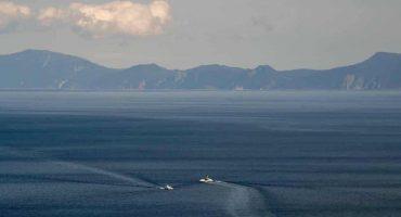 Desaparece completamente una isla en Japón y se mete 'en problemas' con Rusia