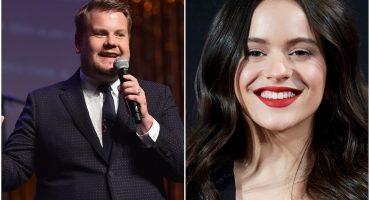 James Corden quiere que Rosalía vaya a The Late Late Show