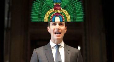 Ya es oficial: Jared Kushner será miembro distinguido de la Orden del Águila Azteca