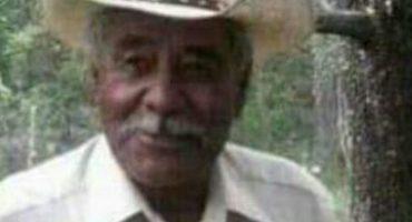 Otra vez en Chihuahua: asesinan a Joaquín Díaz Morales, defensor de los bosques