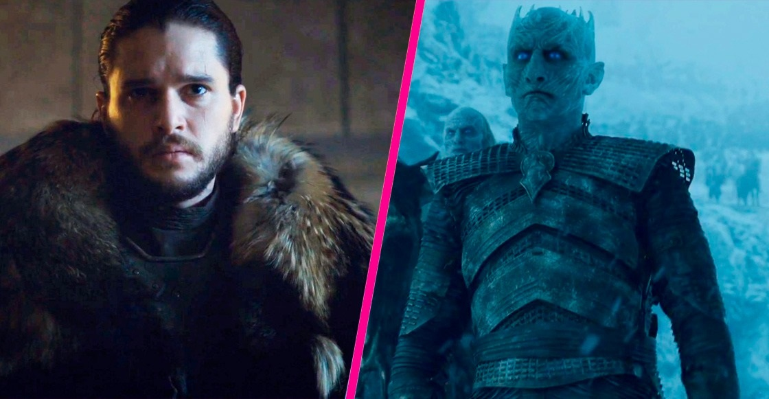 Jon Snow vs Night King - Game of Thrones