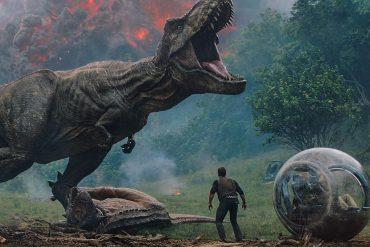 Cine, estrellas y dinusaurios: ¡Lánzate a ver Jurassic World: The Fallen Kingdom a la Cineteca!