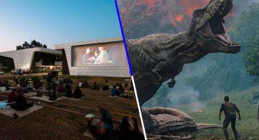 Cine, estrellas y dinosaurios: ¡Lánzate a ver Jurassic World: Fallen Kingdom a la Cineteca!