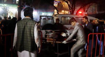 Al menos 50 muertos por una explosión en Kabul durante fiestas religiosas