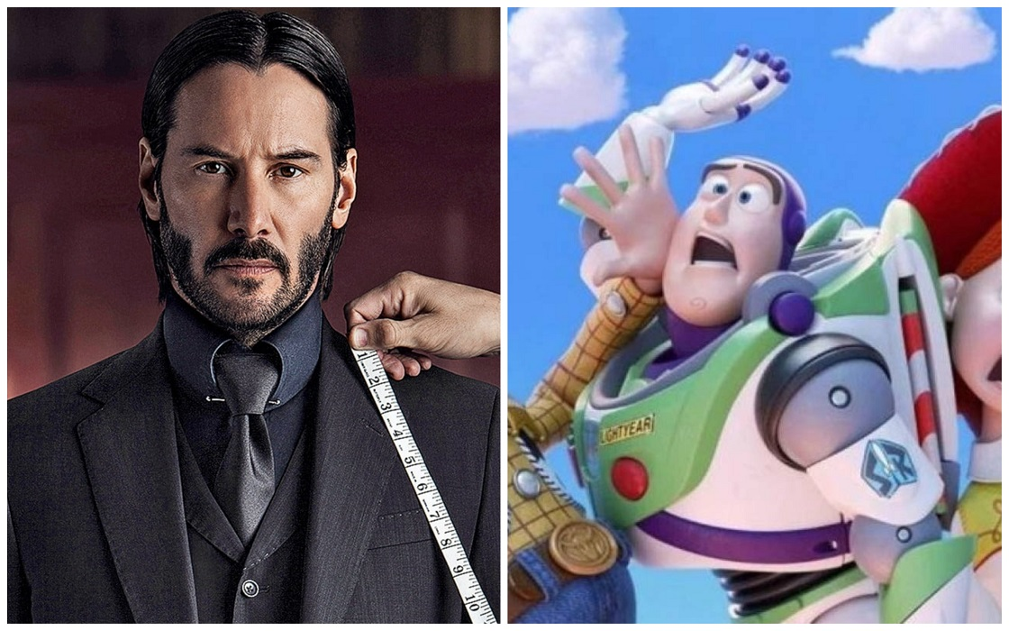Keanu Reeves - Toy Story 4