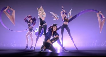 League of Legends tiene un video de K-pop y es bastante bueno