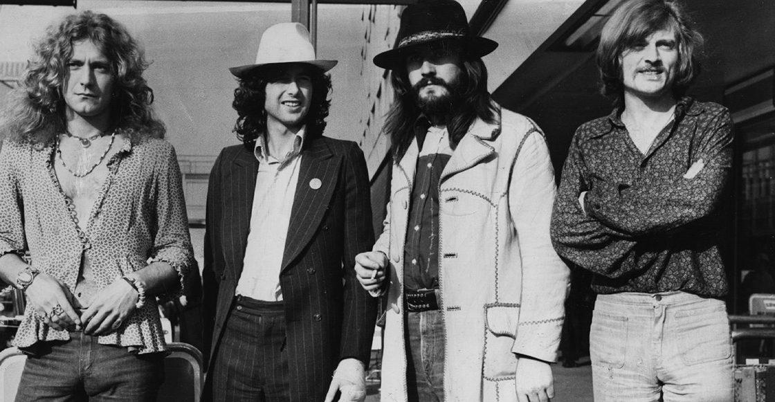 """La consola con la que Led Zeppelin grabó """"Stairway to Heaven"""" podría ser tuya"""