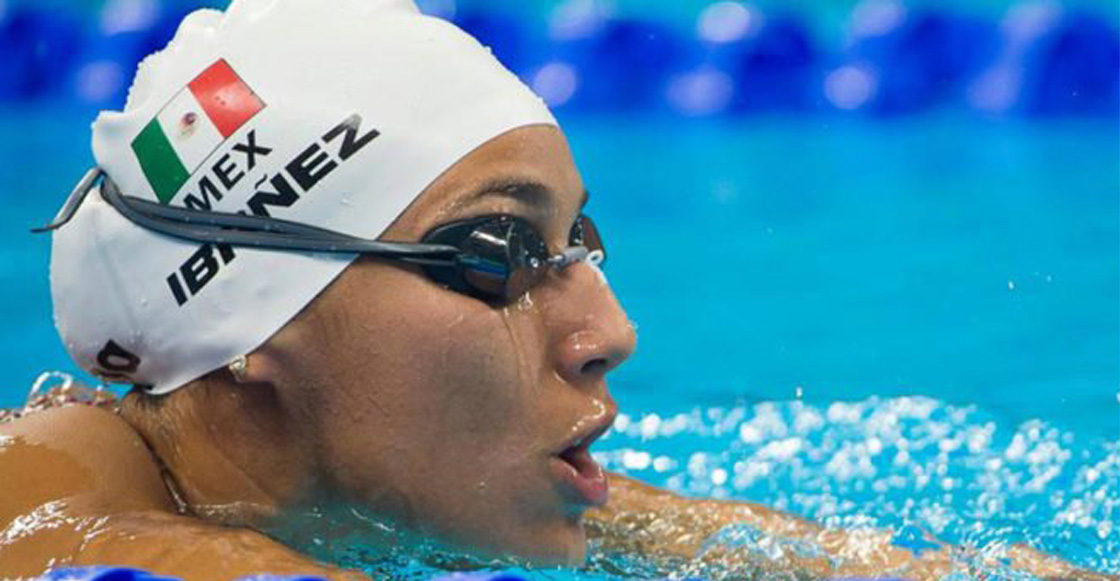 Liliana Ibáñez: La nadadora mexicana que hizo historia en una Copa del Mundo