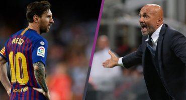 """¡Sorpresa! Messi podrá jugar en Champions League y DT del Inter """"tiene miedo"""""""