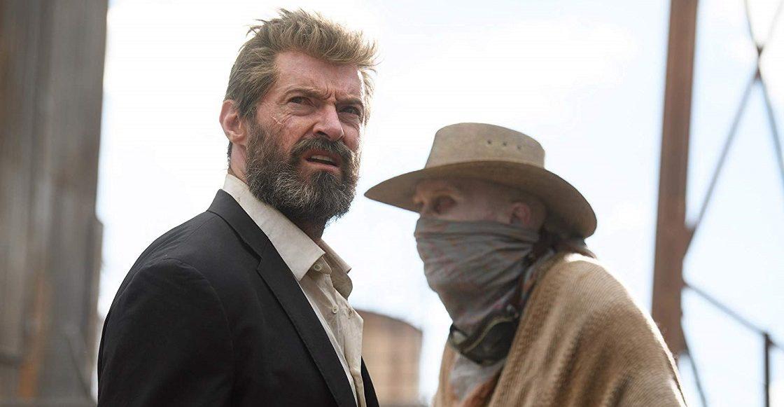 Hugh Jackman como Wolverine - Logan