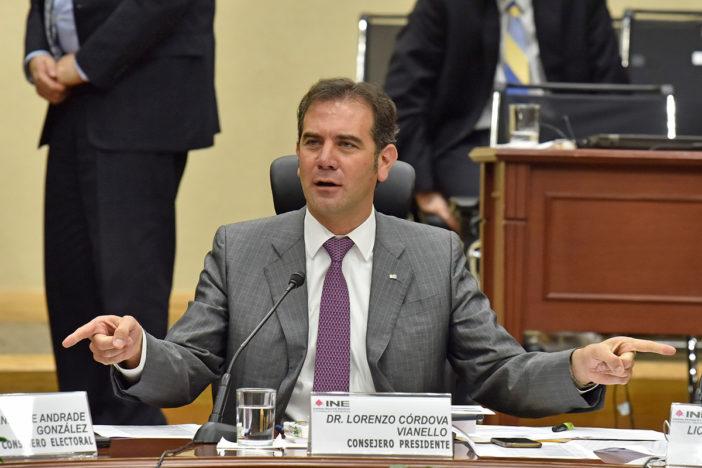INE no quiere dinero de partidos; rechaza propuesta de AMLO
