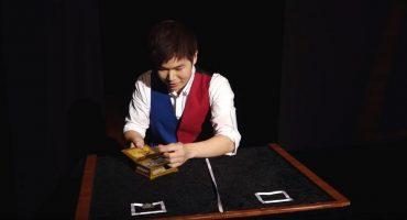 El truco que ganó el Campeonato Mundial de Magia es imperdible