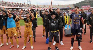 Sinaloa conoció a un D10s: ¿Cómo se convirtió Maradona en el salvador de Dorados?