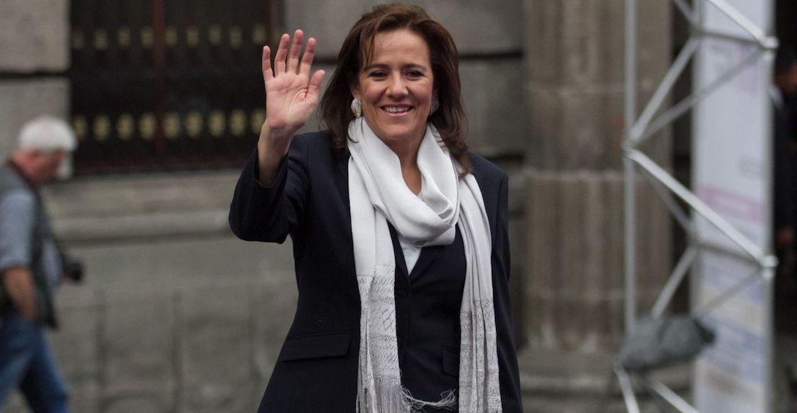 Peor es nada: Margarita Zavala es precandidata a diputada por el PAN