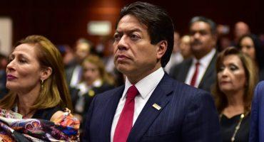El próximo martes va la reforma para la Guardia Nacional: Mario Delgado