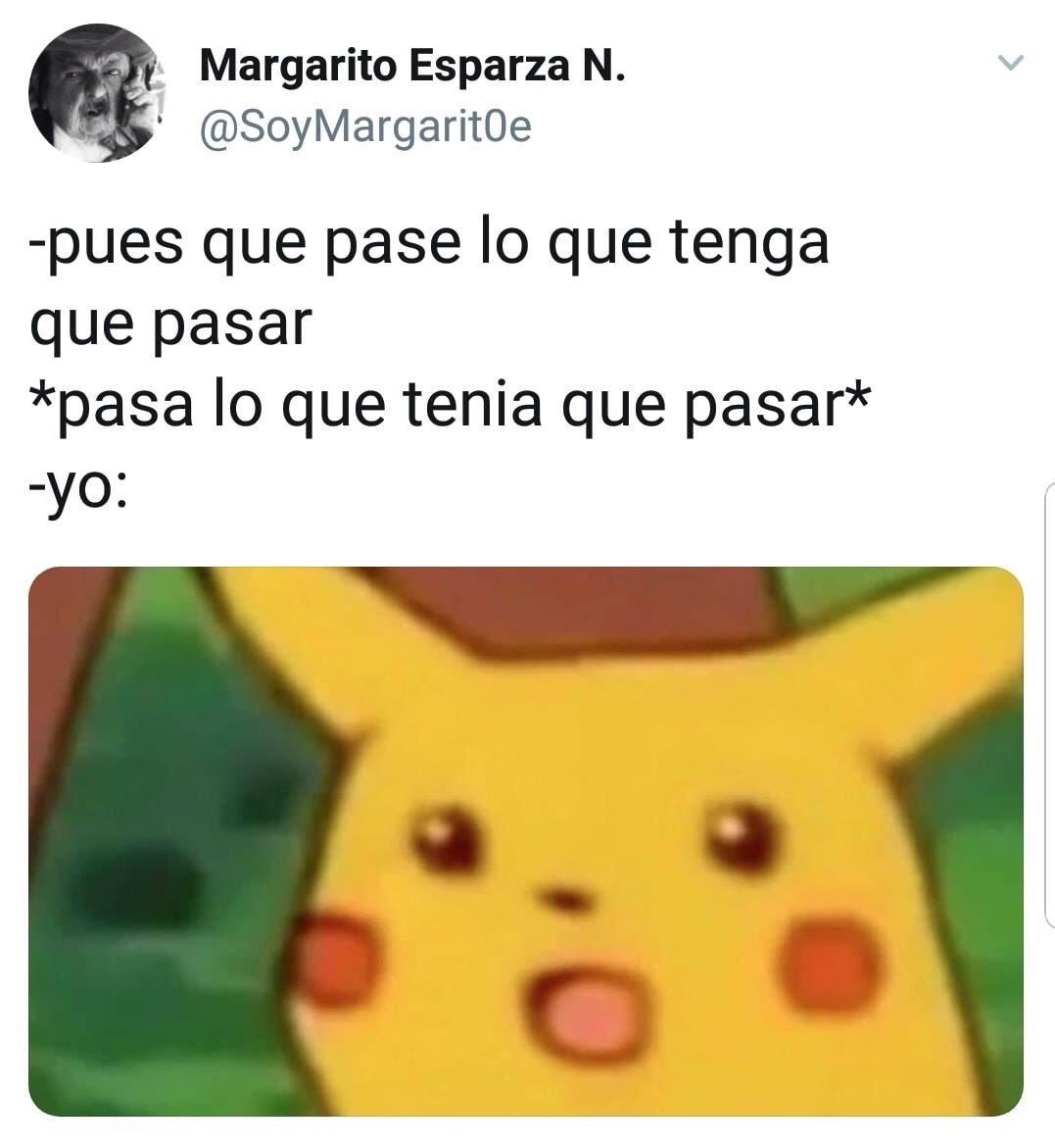 De este capítulo de Pokémon salió el meme de Pikachu sorprendido