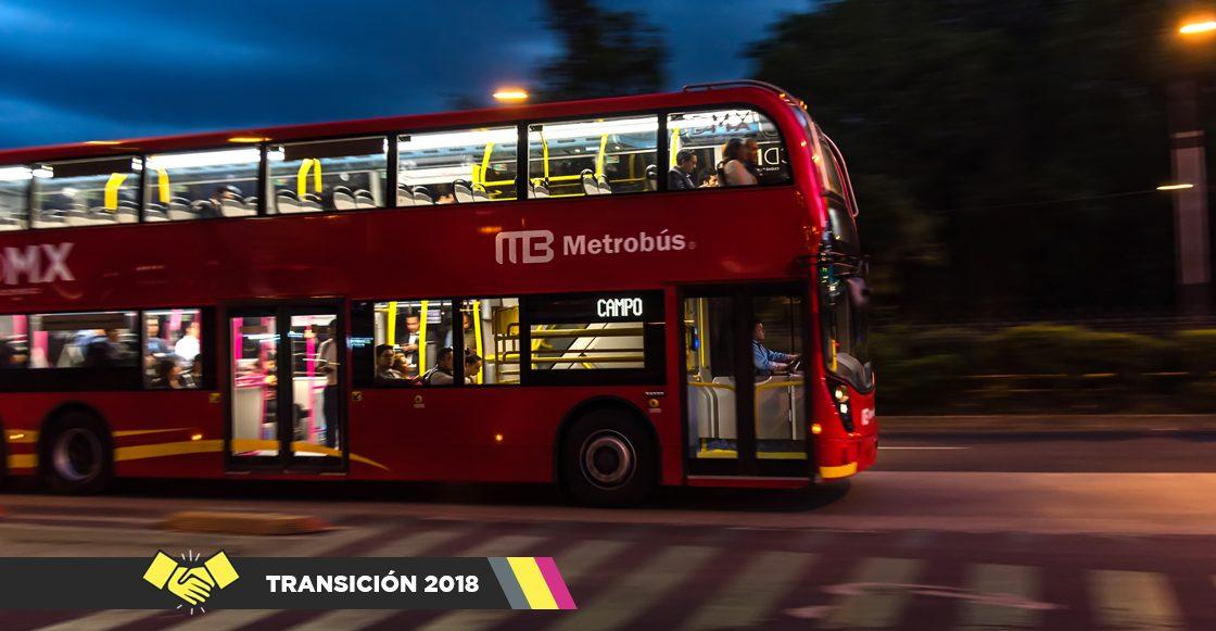 ¡Abusados! Estas estaciones del Metro y Metrobús en CDMX estarán cerradas el 1º de diciembre