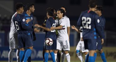 Estados Unidos se chamaqueó al Tri Sub 20 en la Final del Premundial
