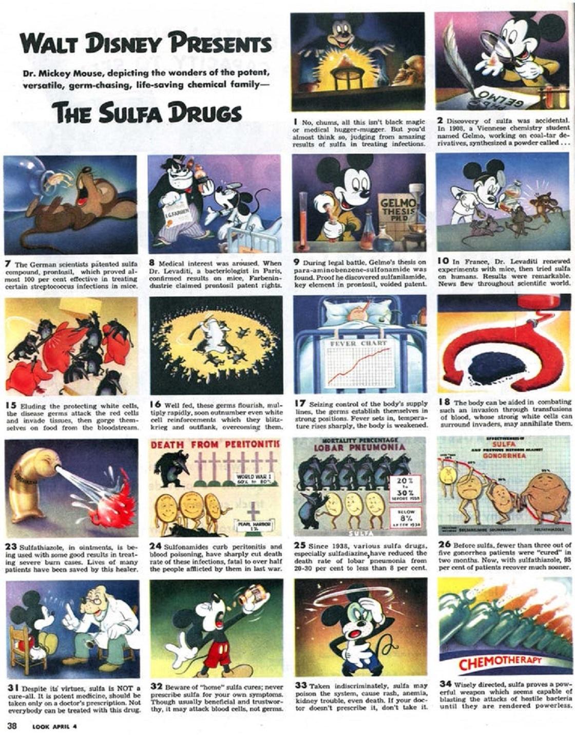 Mickey Mouse – Secretos oscuros