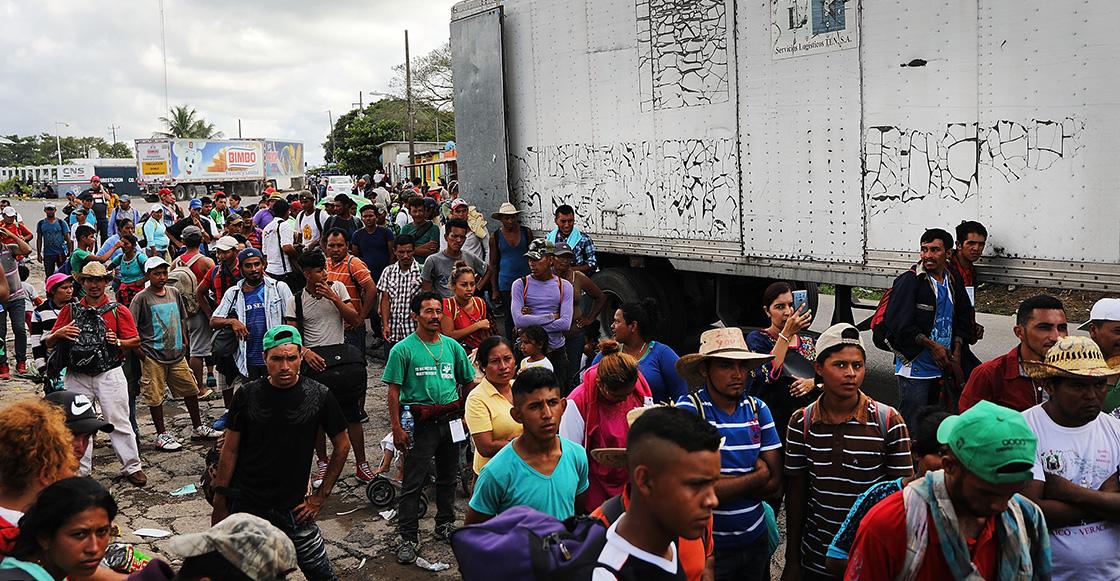 """Estadounidenses están formando sus propias """"caravanas"""" para detener a migrantes"""