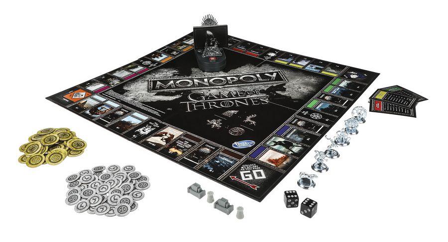 El nuevo Monopoly de Game of Thrones cantará el tema de la serie mientras juegas