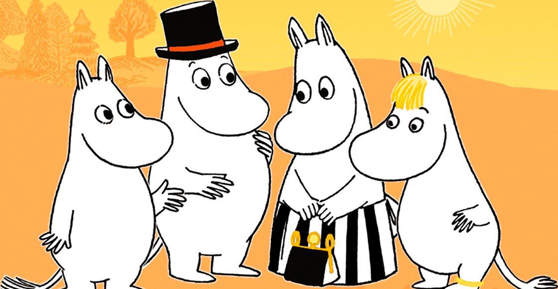 ¿Y si te decimos que Akira Miyazaki no creó a los Moomin?
