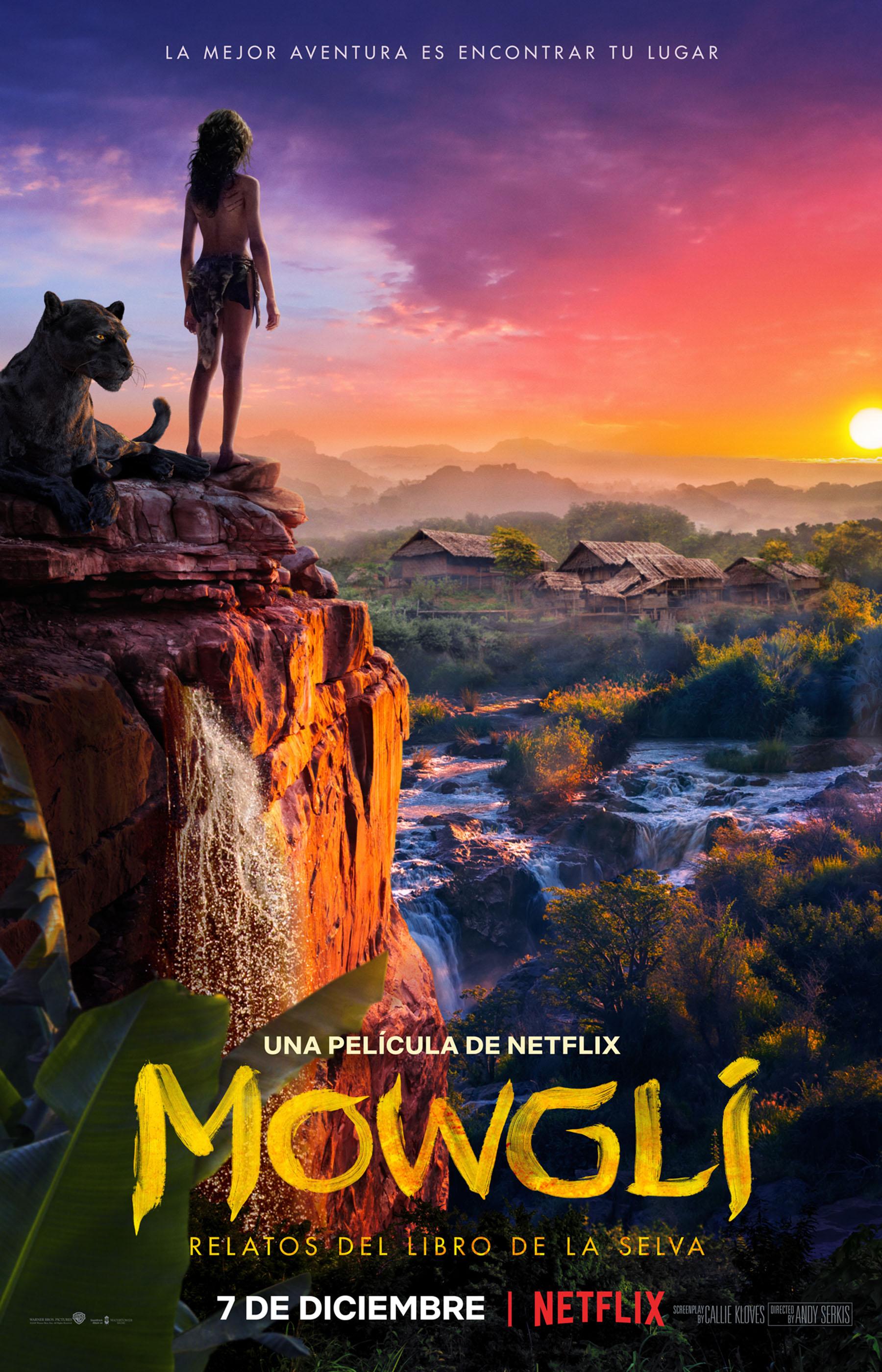 Ya hay nuevo tráiler y fecha de estreno del live action 'Mowgli' para Netflix