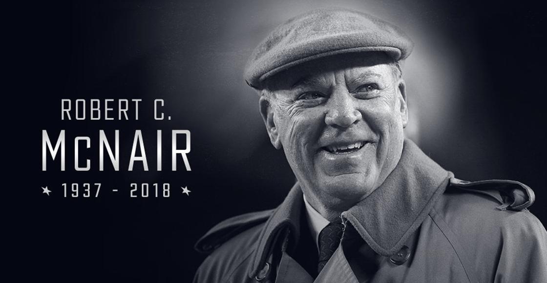 ¡Luto en la NFL! Falleció Bob McNair, el dueño de los Texans