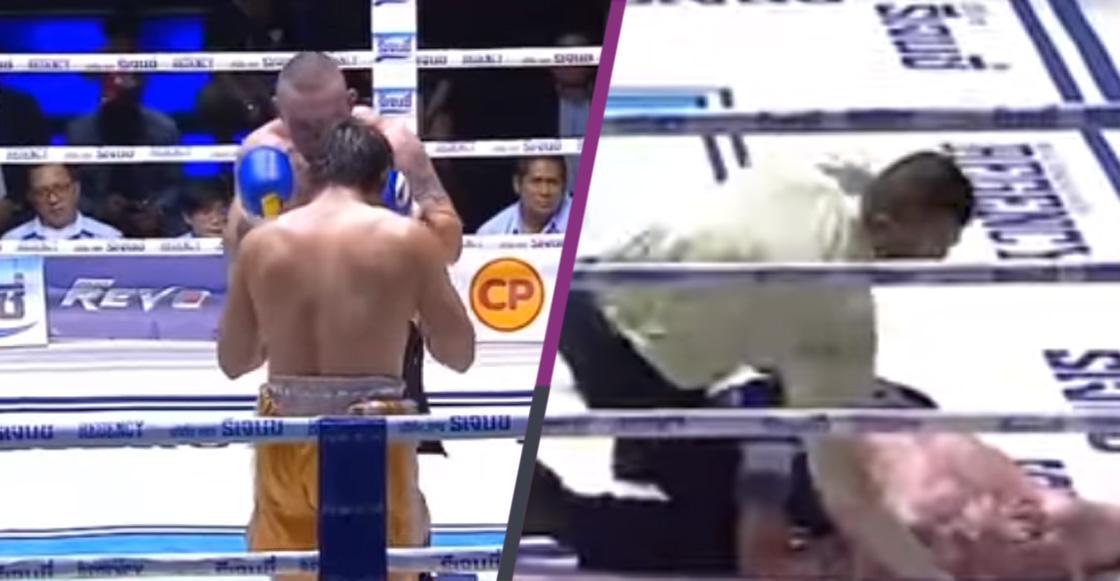 Muere una leyenda del Muay Thai tras un tremendo nocaut