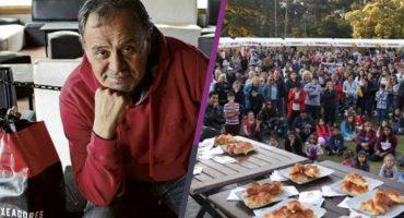 ¡Trágico final! Murió ex boxeador al atragantarse en un concurso de comida
