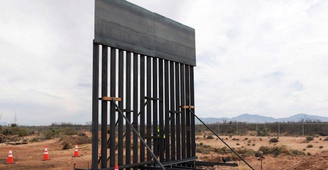 EU asigna contrato para reforzar muro fronterizo en Texas