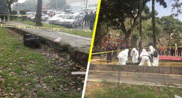 En el país del no pasa nada: Encuentran el cuerpo de una niña de 14 años dentro de una maleta en Tlatelolco