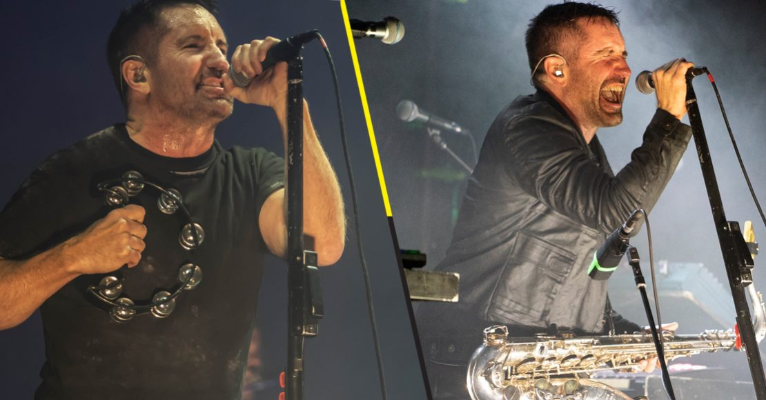 NIN frente a NIN: Nine Inch Nails en el Corona Capital vs. El Plaza Condesa