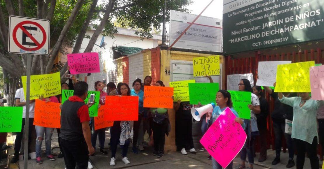 Ya son 39 denuncias en contra del presunto agresor sexual de niños en kínder