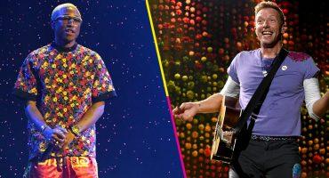 ¡Era cierto! Escucha 'E-Lo', la nueva canción de Los Unidades (aka Coldplay) con Pharrell