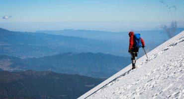 59 años después, los cuerpos de tres alpinistas fueron rescatados del Pico de Orizaba