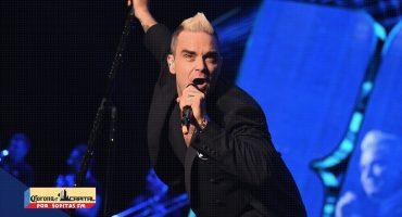 Este es el posible setlist que Robbie Williams podría tocar en el Corona Capital 2018