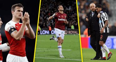 Mexicanos goleadores y el empate que festeja el City: Lo que nos dejó hoy la Premier League