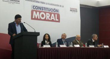¿Otra consulta? Presentan convocatoria para ayudar a redactar la Constitución Moral